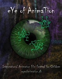 Eye of Animation post card